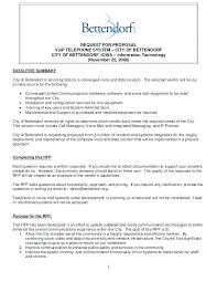 Official Proposal Template Awesome Request For Proposal Template Property Management Luxury