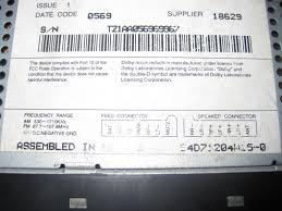 chrysler sebring questions wiring the stock radio back into a 2000 Dodge Dakota Stereo Wiring Diagram wiring the stock radio back into a 2000 chrysler sebring conv
