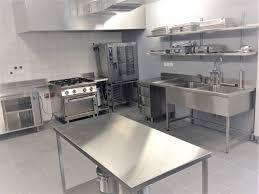 Agencement De Cuisines Professionnelles Restorex Cuisines