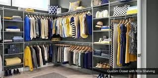wire closet ideas. Fine Wire Wire Shelf For Closet Closets Free Consultation Affordable Design  Market Ideas   In Wire Closet Ideas A