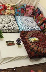mandala box floor pillows floor pillow and poufs find this pin and more on yoga furniture