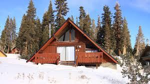 Cabin Rentals In Mammoth California