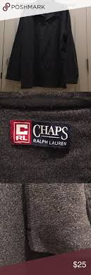 Chaps Dress Size Chart Ralph Lauren Chaps Long Sleeve Casual Shirt Ralph Lauren