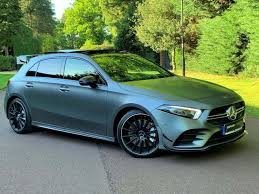 Explore the amg a 35 4matic hatch, including specifications, key features, packages and more. Used Mercedes Benz A Class Cars For Sale Mercedes Benz A Class Dealer Shepperton Bespokes Of London