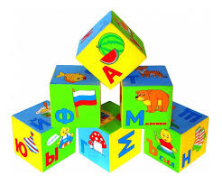 Детские <b>кубики Мякиши Умная азбука</b> 206 - отзывы покупателей ...