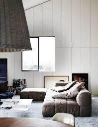 13 Living Room Design Trends for 2016 and How We Feel About Them.  Comfy_Minimal_Quilted_Soft_Couch