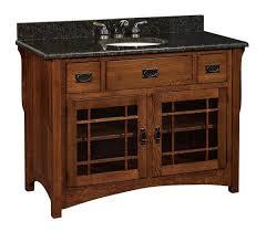 single vanity cabinet. Modren Single Amish 49 On Single Vanity Cabinet O