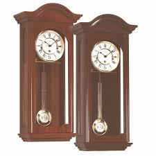 hermle pendulum wall clock 70815q10341