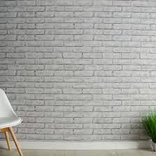 white brick effect wall panels easy