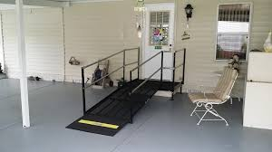 bob kuehnel and the amramp orlando team installed this wheelchair ramp al for someone who is