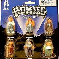 Homie Vending Machine Awesome Homies Vending Machine Toy Figures 48's 48's Toys And Games