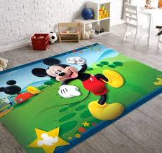 soft and non slip back disney marvel area rugs mickey mouse