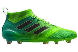 adidas ace. adidas 17.1 ace primeknit fg green black side