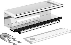 <b>Полка Black&White Swan</b> SN-2351 со стеклоочистителем купить ...