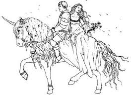 Small Picture Kids Horse Coloring Pages Printable Archives Inside Horses