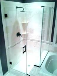 best cleaner for shower doors removing soap s from glass shower doors best glass shower door
