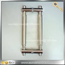 sliding door pull round glass door pull handle for glass sliding door sliding door pulls