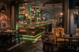 Bar Interiors Design