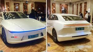 pravaig electric car debuts made in