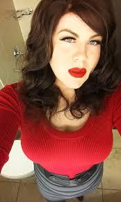 snapchat 2181903826063387802 1 princessgeorgia22 s princess cd makeup crossdressing crossdress