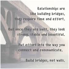 Strong Relationship Quotes Delectable Building Strong Relationships Quotes Quotesgram Building