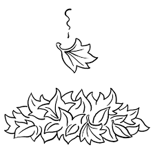 Leaf Coloring Pages Printable Activity Shelter