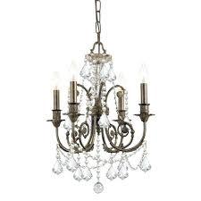 wood and bronze chandelier lighting group bronze wood crystal mini chandelier white wood and bronze chandelier