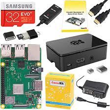 CanaKit Raspberry Pi 3 B+ (B Plus) Starter Kit (32 GB ... - Amazon.com