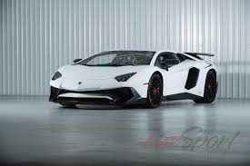 lamborghini aventador white and black. used 2016 lamborghini aventador sv lp 7504 new hyde park ny white and black