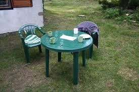 patio tables round plastic patio table and chairs with removable legs top from round plastic