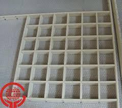 Decorative Tiles To Hang Indoor Building Ventilative Decorative Hang Grid Ceiling Tiles Buy 91