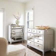 Mirrored Furniture Mirrored Dresser Mirrored Nightstand