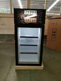 mini ice cream display freezer countertop ice cream showcase ice cream refrigerated showcase