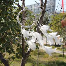 Where To Buy Dream Catcher New Aliexpress Buy India Style Handmade White Dream Catcher