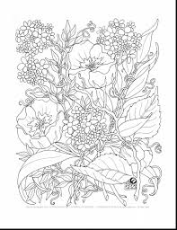 Small Picture surprising printable adult coloring pages flowers with free