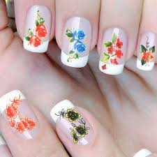 Diy : New Nail Art Stickers Diy Modern Rooms Colorful Design Best ...
