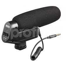 BOYA BY-VM600 Kondenzátorový směrový mikrofon - Profi-DJ.cz
