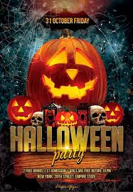 halloween party flyer template free free halloween flyer templates photoshop oyle kalakaari co