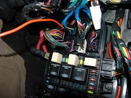 sparkys answers 2003 ford expedition, no run, no fuel pump 2003 ford expedition fuse central junction box at 2003 Ford Expedition Fuse Relay Box Location