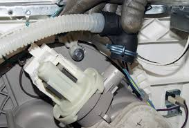 How To Clean A Dishwasher Drain Interesting Kitchenaid Dishwasher Drain Hose Ing Parts Pump Part
