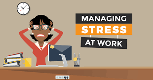 5 Ways To Reduce Stress At Work Become More Productive