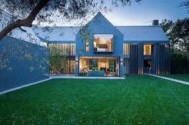 Modern Barn House / Rios Clementi Hale Studios,  John Ellis