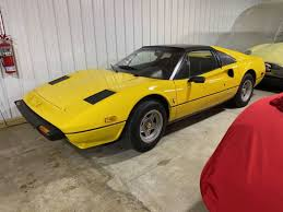One of just two group b ferrari 308 constructed by cazzola for factory blessed team pro motor sport in period and subsequently campaigned in world, european and italian championship rounds with drivers including henri toivonen, massimo ercolani, paola de martini and enrico guggiari. Used Ferrari 308 Gts For Sale Carsforsale Com