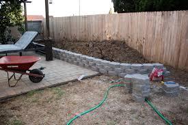 splendid retaining wall home depot decoration ideas old paint design not block 4x12 blocks build concrete