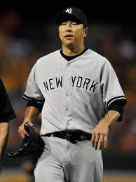 Hiroki Kuroda latest Yankees pitcher to leave with injury