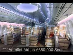 Aeroflot Flight 107 Seating Chart Aeroflot Seats Youtube