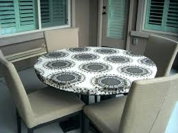 round outdoor tablecloths great