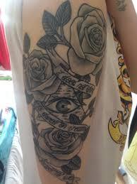 Tetování Vs Secret