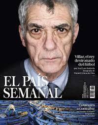 Portada de EL PAÍS Semanal del 07-01-2018