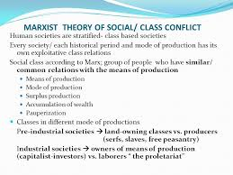 social stratification slavery caste estate and class ppt video  28 marxist theory of social class conflict human societies are stratified class based societies every society each historical period and mode of